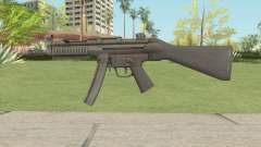 MP5 HR (Medal Of Honor 2010) для GTA San Andreas
