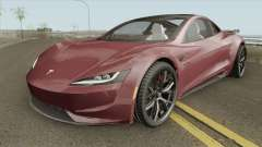 Tesla Motors Roadster 2020 для GTA San Andreas