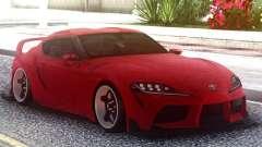 Toyota Supra A90 для GTA San Andreas