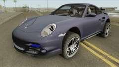 Porsche 911 Turbo IVF для GTA San Andreas