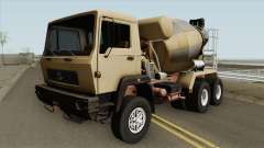Cement Truck IVF для GTA San Andreas