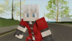 Dante (Devil May Cry) Minecraft Version для GTA San Andreas