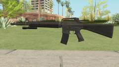 M16A2 HQ (L4D2) для GTA San Andreas