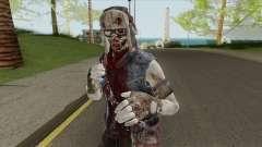 Gary Carmine Zombie (Gears Of War 4) для GTA San Andreas