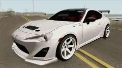 Toyota GT86 Drift Edition 2013