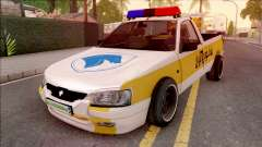 Ikco Arisun Emdad Khodro для GTA San Andreas