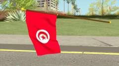 Tunis Flag для GTA San Andreas