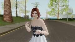 Female Skin (Casino And Resort DLC) для GTA San Andreas