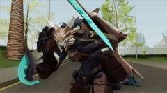 Mecha Rengar для GTA San Andreas