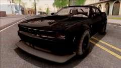 GTA V Bravado Gauntlet Hellfire IVF для GTA San Andreas