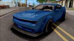 GTA V Bravado Gauntlet Hellfire для GTA San Andreas