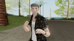 Italian Gang Skin V2 для GTA San Andreas