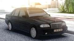 Mercedes-Benz C55 для GTA San Andreas