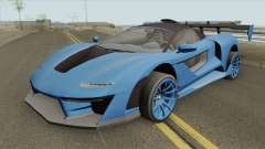 Progen Emerus GTA V IVF для GTA San Andreas
