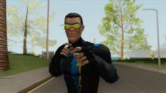 Black Lightning Protector Of Suicide Slums V1 для GTA San Andreas
