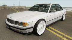 BMW 750i E38 (2Pac Style) 1996 для GTA San Andreas