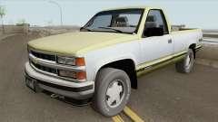 Chevrolet Silverado 1500 (1998) для GTA San Andreas