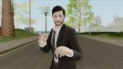 GTA Online Skin The Workaholic V2 для GTA San Andreas