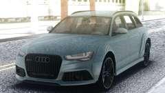 Audi RS6 Turbo для GTA San Andreas