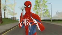 Spider-Man Advanced Suit (PS4) для GTA San Andreas