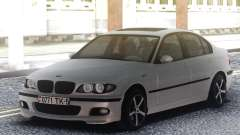 BMW E46 330D для GTA San Andreas