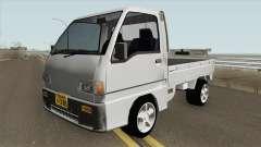 Subaru Sambar Truck 1992 для GTA San Andreas