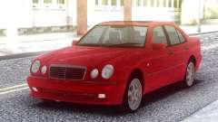 Mercedes-Benz W210 7.3S Brabus 1995 для GTA San Andreas