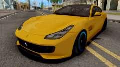 Ferrari GTC4Lusso v2 для GTA San Andreas