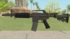 Colt M733 Miami P.D. Model для GTA San Andreas