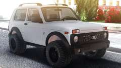 Lada Niva Bronto для GTA San Andreas
