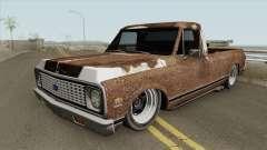 Chevrolet C10 RUST для GTA San Andreas
