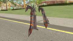 High Noon Lucian Weapon для GTA San Andreas