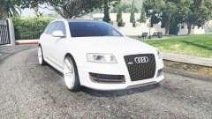 Audi RS 6 Avant (C6) 2008 для GTA 5