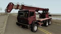 Crane Truck для GTA San Andreas