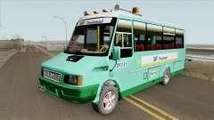 Iveco Daily Minibus для GTA San Andreas