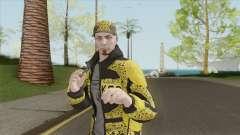 Skin V3 (GTA Online The Diamond Casino) для GTA San Andreas