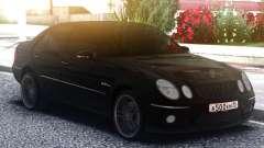 Mercedes-Benz E63 W211 для GTA San Andreas