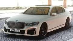 2020 BMW 7 Series M760Li  XDrive Long FULL REVI для GTA San Andreas
