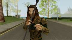 Aquaman Rider Of the King Tide V2 для GTA San Andreas