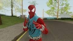 Spider-Man Scarlet Spider Suit (PS4) для GTA San Andreas