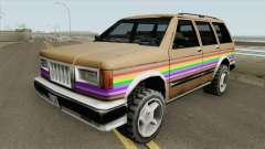 Landstalker Rainbow для GTA San Andreas
