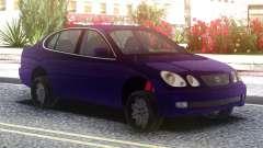 Toyota Aristo Stance для GTA San Andreas