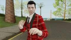 Skin V2 (GTA Online The Diamond Casino) для GTA San Andreas