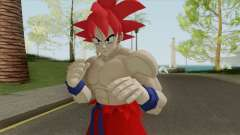 Goku Red для GTA San Andreas