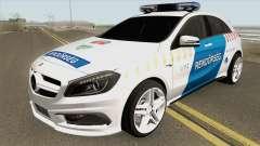 Mercedes A45 AMG Magyar Rendorseg для GTA San Andreas