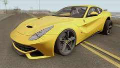 Ferrari F12 Berlinetta 2013 HQ для GTA San Andreas
