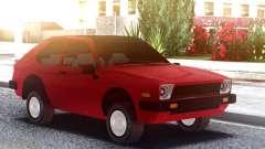 Toyota Corolla третьего поколения 1974