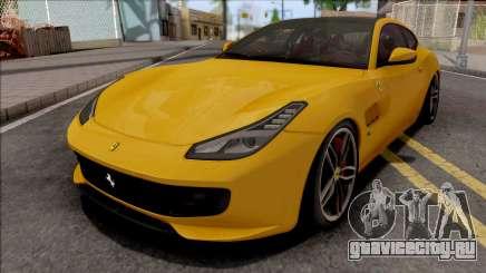 Ferrari GTC4Lusso v1 для GTA San Andreas