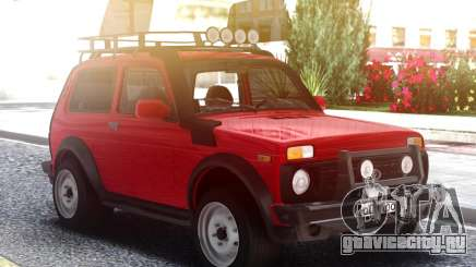 Lada Niva 2121 для GTA San Andreas