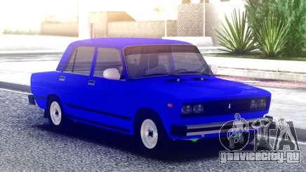 ВАЗ 2105 с квадратной оптикой для GTA San Andreas